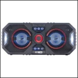 Altec Lansing Xpedition 4 Everything Proof Portable Waterproof Bluetooth Indoor/Outdoor Speaker for Sale in Rockwood, MI