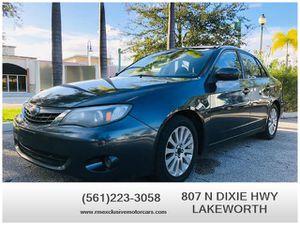 2008 Subaru Impreza Sedan for Sale in Lake Worth, FL