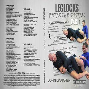 John danaher enter the system leglocks dvd for Sale in Honolulu, HI