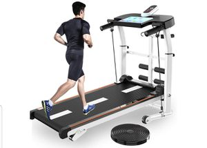 Mini Foldable Treadmill for Sale in Seattle, WA