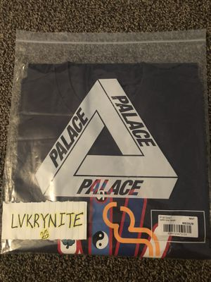 Palace Happy Cig T-Shirt Navy for Sale in Las Vegas, NV
