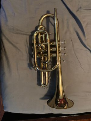 Bundy Designed by Vincent Bach Trumpet/Coronet with case for Sale in San Antonio, TX