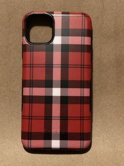Casely Bold Red Plaid iPhone 11 Pro Max Case for Sale in El Cajon,  CA