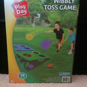Wibbly Toss Game for Sale in Santa Ana, CA