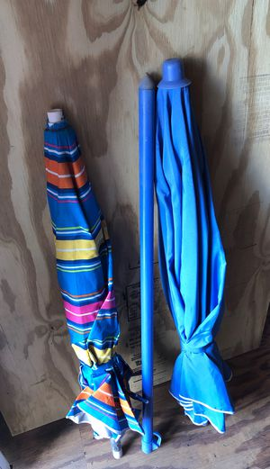 Beach umbrellas for Sale in Villa Rica, GA