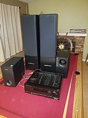 Stereo sound system for Sale in Tacoma, WA