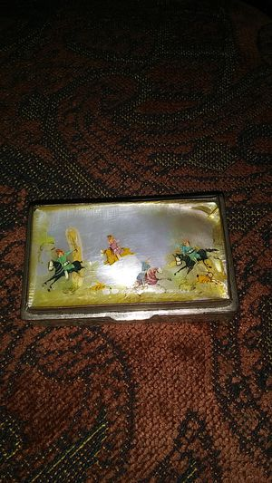 *Antique* Snuff Box for Sale in Marshall, TX