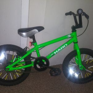 """New Era 16"""" Dinky Haro Bmx. for Sale in Chelmsford, MA"""