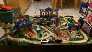 Imaginarium Wooden Train Set for Sale in Hollywood, FL