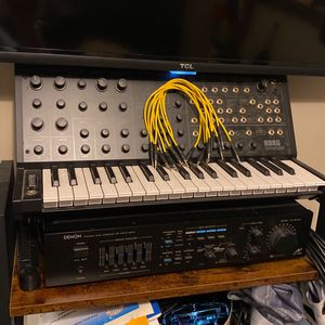 Korg MS-20 MINI Synthesizer for Sale in Brooklyn, NY