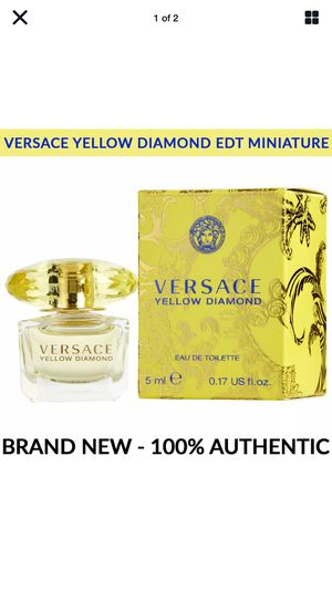 Versace fragrance for Sale in Earlimart, CA