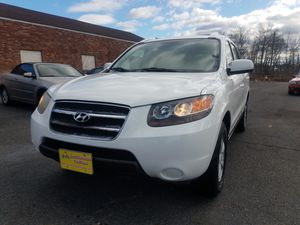 2007 Hyundai Santa Fe * White Pearl * Low Miles for Sale in Burlington, NJ