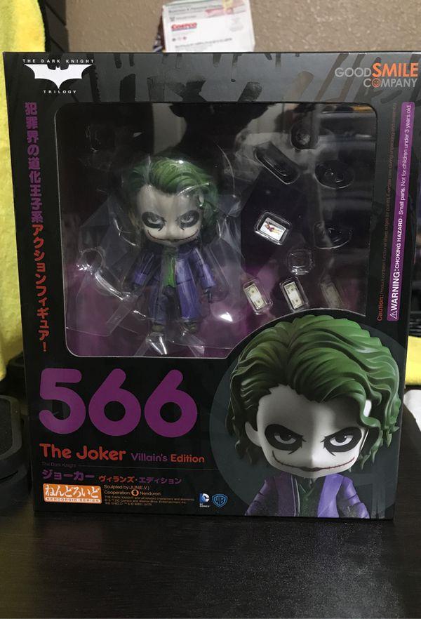 Nendoroid The Joker Villian's Edition