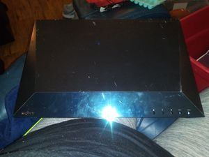 Dvd player can play 3d ! for Sale in Aledo, TX