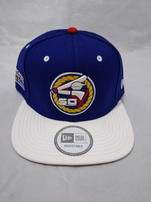 SOX AND CHANCE THE RAPPER COLLABORATION NEW ERA SNAPBACK HAT BRAND NEW for Sale in South Gate, CA