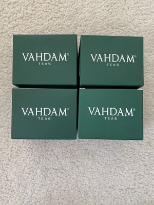 4 Brand New Vahdam Tea Infusers for Sale in Iowa City, IA