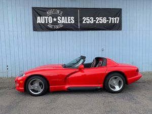 1994 Dodge Viper for Sale in Edgewood, WA