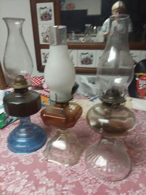 Oil lamps for Sale in House Springs, MO