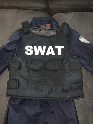 KIDS SWAT COSTUME for Sale in Auburn, WA