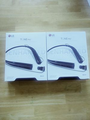 Lg Bluetooth headsets for Sale in Denton, TX