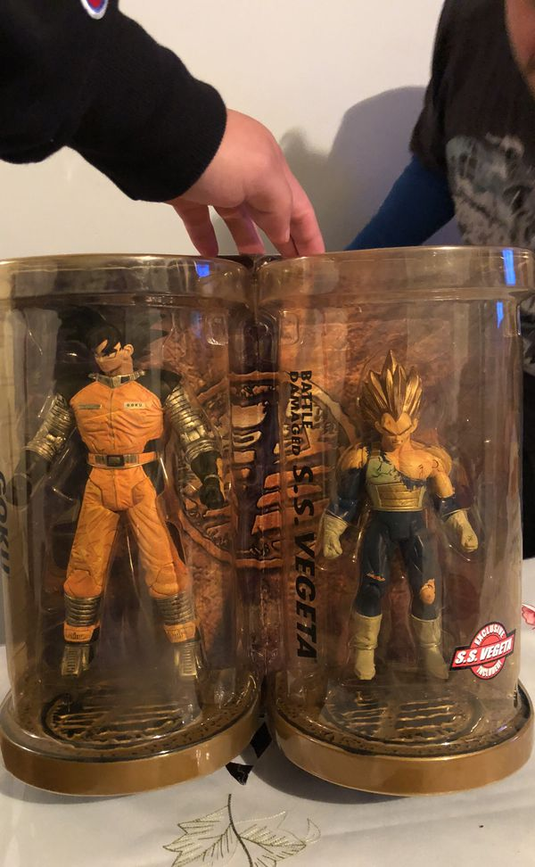 Dragon ball z movie collection collectors edition lmk offer up