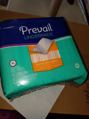 Pervial under pads or pet pads for Sale in Spring Valley, CA