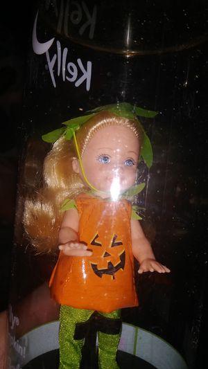 2002 rare Kelly the pumpkin barbies lil sister for Sale in Phoenix, AZ