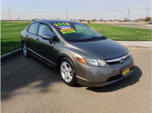 2006 Honda Civic gas saver for Sale in Modesto, CA