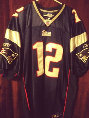 NFL New England Patriots Tom Brady Jersey for Sale in Vidor, TX