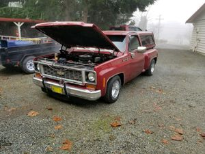 1974 Chevrolet C10 Stepside Custom Chevy Hotrod for Sale in Cle Elum, WA