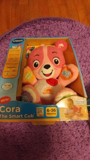 Vtech Cora Bear for Sale in Grosse Pointe Park, MI