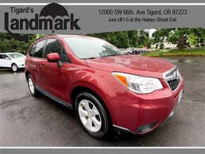 2015 Subaru Forester for Sale in Tigard, OR