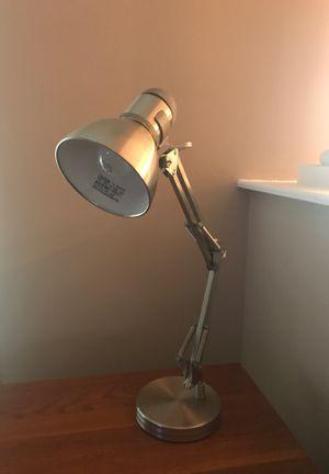 Metal Desk Lamp for Sale in Barrington, IL