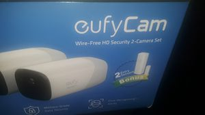 Oufy cam 1 charge 365 days new in box for Sale in Las Vegas, NV