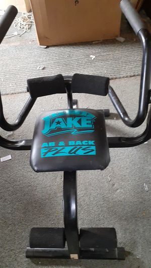 Excercises equipment By Jake for Sale in Central Falls, RI