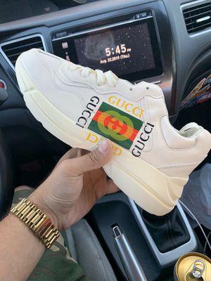 Gucci dad shoes for Sale in Rialto, CA