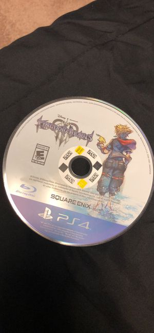 Kingdom of Hearts 3 for Sale in Jonesboro, GA