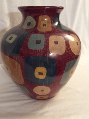 "Brand New 11.5"" Heavy Ceramic Vase for Flowers - Home Decor Vase Table Centerpieces Vase for Sale in Austin, TX"