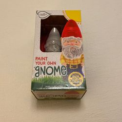Brand New Paint Your Own Gnome for Sale in Alexandria,  VA