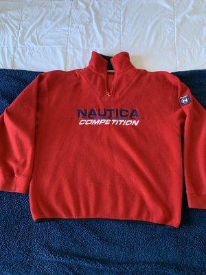 Vintage 90s nautica competition for Sale in McLean, VA