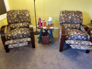 Used accent recliner for Sale in West Valley City, UT