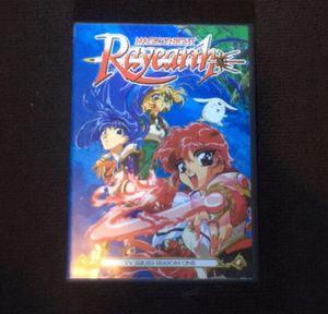 Anime Magic Knight Rayearth Season 1 DVD for Sale in North Providence, RI