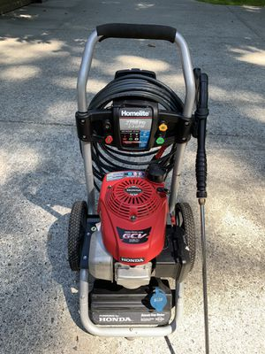 Honda Pressure Washer for Sale in Issaquah, WA