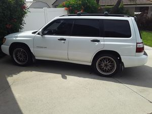 2001 Subaru Forester for Sale in Norco, CA