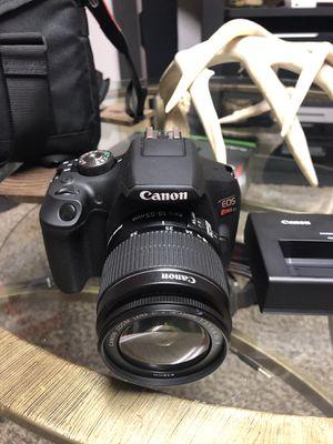 Canon Rebel T7 for Sale in Rochester Hills, MI