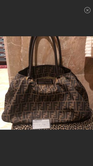 Authentic Fendi bag for Sale in Poway, CA