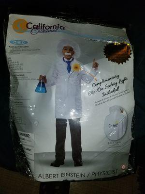 Einstein costume for Sale in Vista, CA