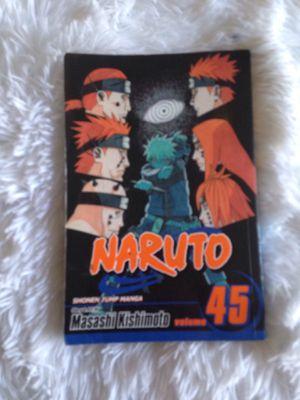 Naruto vol 45 for Sale in Stockton, CA