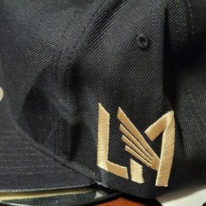 LAFC HAT Mitchell And Ness for Sale in Ventura, CA