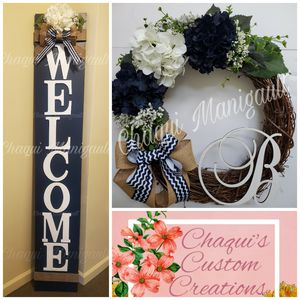 Navy Sign And Wreath Combo for Sale in Columbia, SC